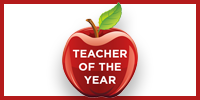 Teacher of The Year for 2019-2020
