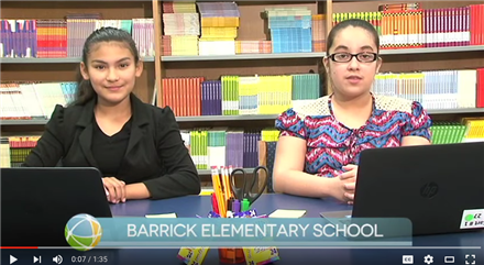 HISD Current Events Barrick E S