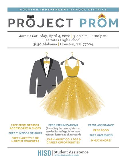 HISD Project Prom 2020