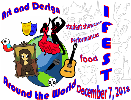 International Festival January 17th 5 -8 pm
