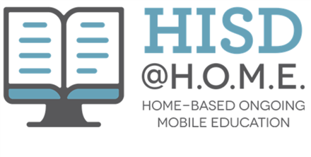 Accessing HISD Digital Resources for Students from Home