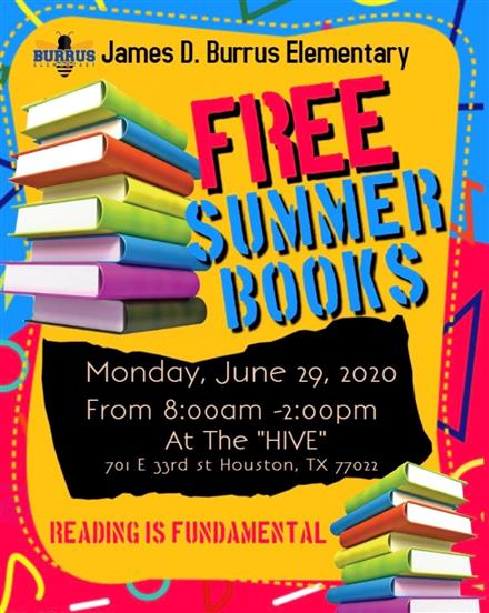 Free Summer Books