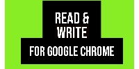 Read & Write for Google Chrome  (New)