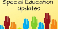 Special Educaton Updates