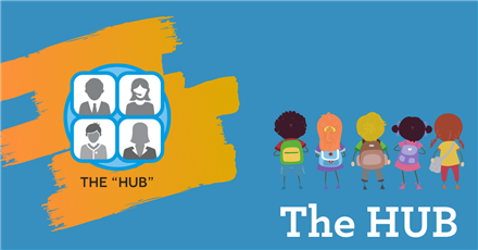 How to Access the Hub for Students