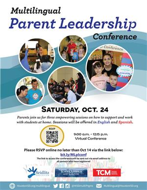 Multilingual Parent Leadership