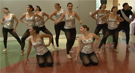 HISD Fine Arts Performance - Northside H.S. Dance Team