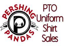Pershing Uniform Shirt Sales