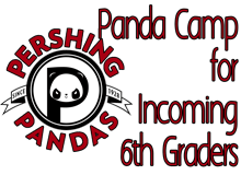 Registration for Panda Camp Extended till Friday