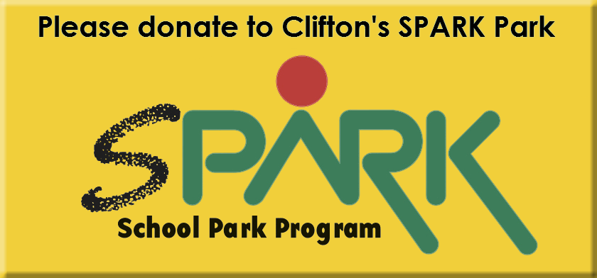 Please donate to Clifton's Spark Park