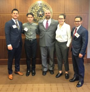 Hispanic Bar Association of Houston Scholarships
