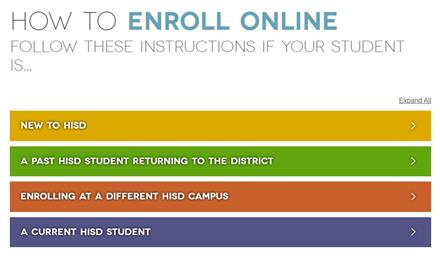 How to Enroll Online