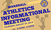 Athletics Information Meeting