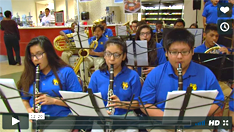 HISD Fine Arts Performance - Marshall MS Band & Choir