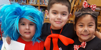 Read Across America Celebrated at Scroggins