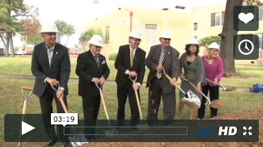 Milby HS Groundbreaking Ceremony