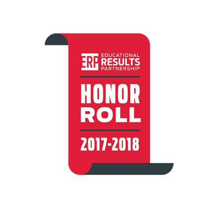 CVHS Named to Educational Results Partnership Honor Roll