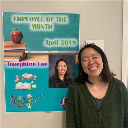 CVHS Employee of the Month: Josephine Lee