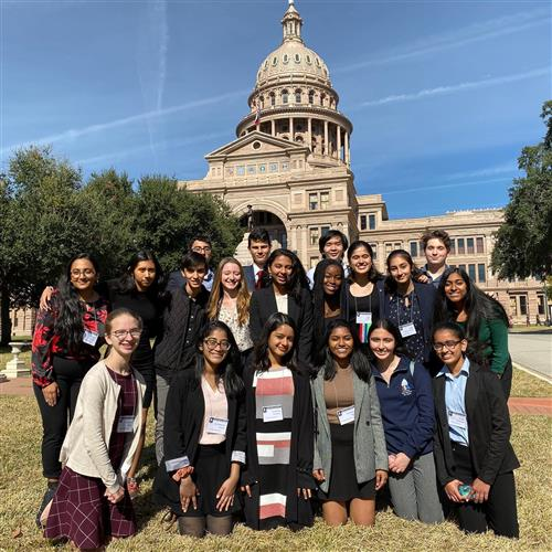 JSA Attends Fall State Convention