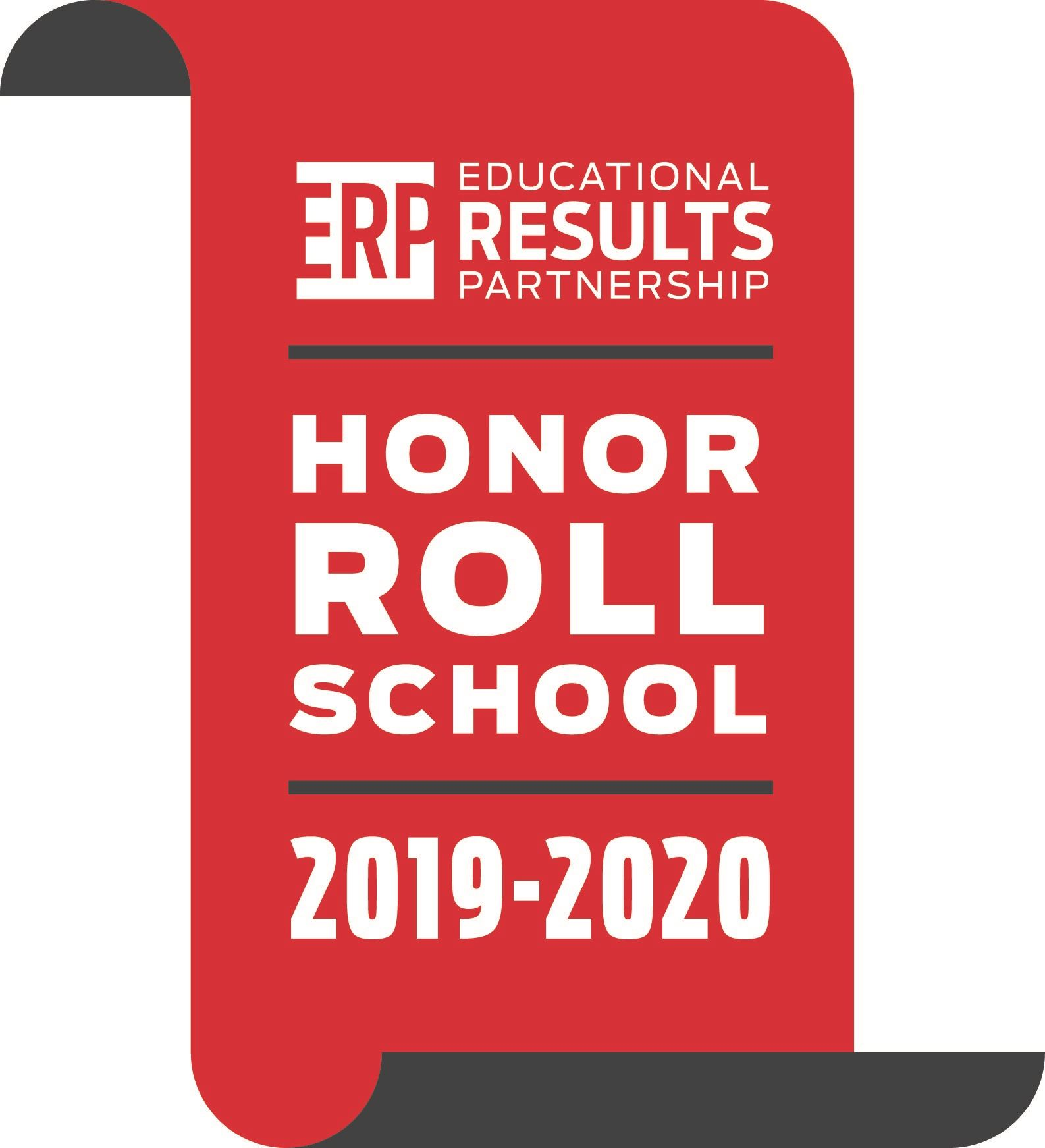 The Rice School named an Honor Roll school by Educational Results Partnership