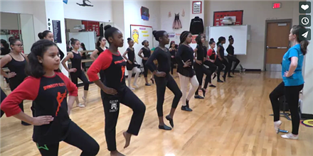 Houston Ballet Partners with Gregory Lincoln Education Center