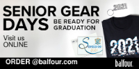 Seniors and Juniors: Letterman Jackets, Class Rings, Graduation Announcements  and MORE!