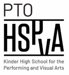 A Message from the Kinder HSPVA PTO!