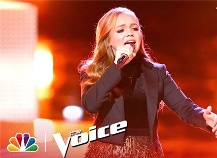HSPVA shows support for classmate Sarah Grace on 'The Voice'