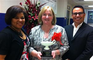 HISD's Nurse of the Year
