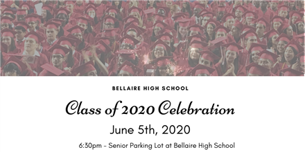 Senior Celebration June 5