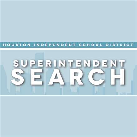 Superintendent Search: Community Meetings