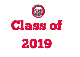 Class of 2019 Preliminary Ranks
