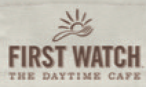 First Watch Cafe Opening & PTO Fundraiser