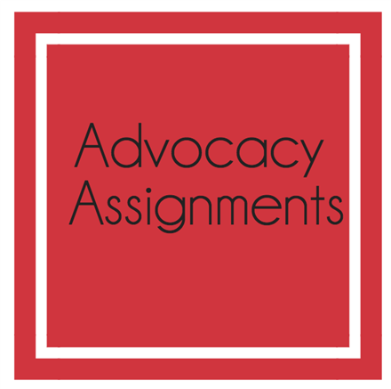 Advocacy Room Assignments - Updated