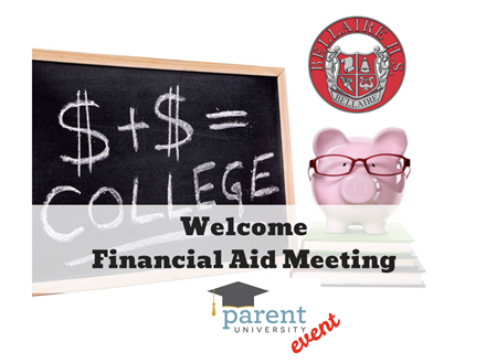 Senior Parent Financial Aid Meeting