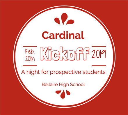 Cardinal Kickoff - A Night for Prospective Students