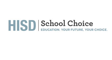 School Choice Applications