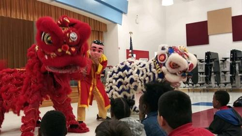Chinese New Year at Longfellow!