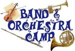 Band and Strings camp