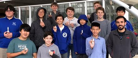 Pin Oak Chess Team earns first place