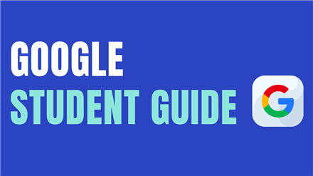 Google Student Guide 2020