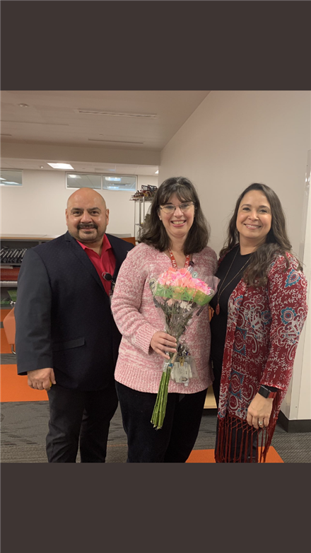 Congratulations to our 2019-20 Teachers of the Year Mrs. Brownlee!