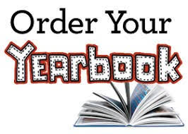 Order Your Yearbook Online TODAY!!!