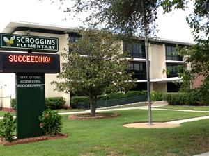 Photo of Scroggins Elementary School