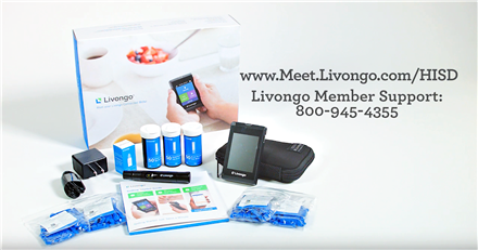 Sign up today for Livongo