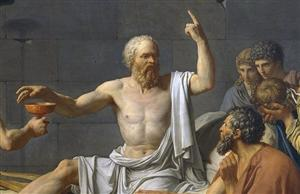 Death of Socrates by J.L.David