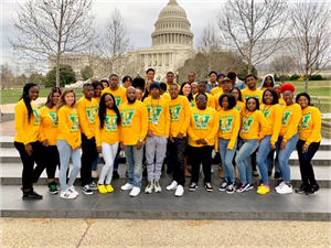 Worthing HS East Coast College Tour & Visit to the Capitol