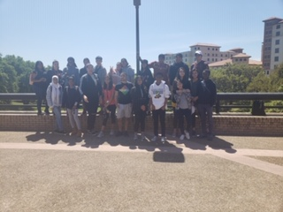 Wisdom High School Visits Texas State University