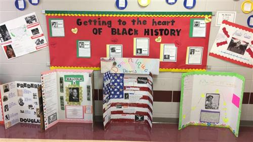 Scholars educate for Black History Month