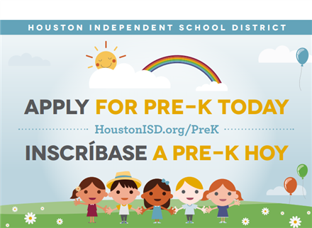 PreK Enrollment for 2020 - 2021 School Year